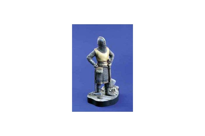 Verlinden 120 mm Anglian Warrior 7Th Century # 00980
