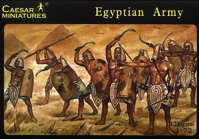 CAESAR MINIATURES 1/72Egyptian Army # 009