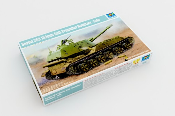 Trumpeter 1/35 Soviet 2S3 152mm Self-Propeller Howitzer - Late # 05567