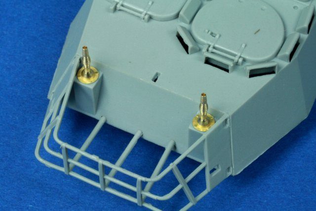 RB model 1/35 Aerial mount (2 pcs) Used in different versions of LAV-25 ex: Piranha, Coyote, ... # 35A06
