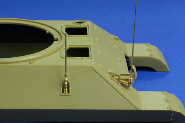 RB model 1/35 Set of two aerials for Achilles (1:35) # 35A12