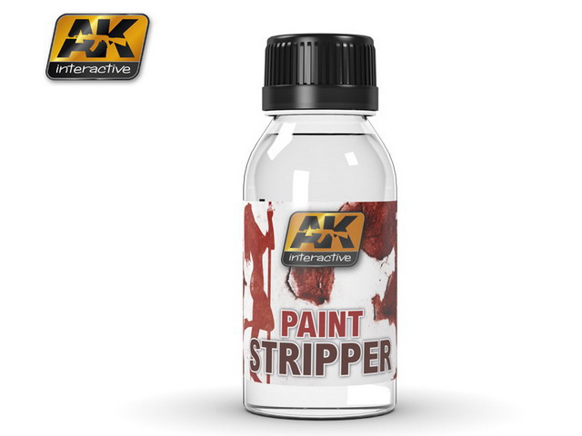 AK Interactiv Paint Stripper # 186