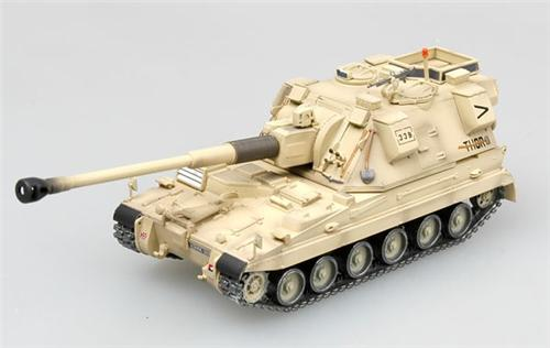 Easy Model 1/72 AS-90 SPG British Army (THOR) # 35000