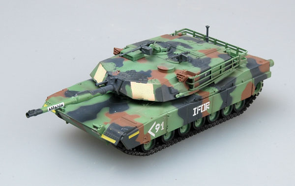 Easy Model 1/72 M1A1 Europe 1990 # 35029