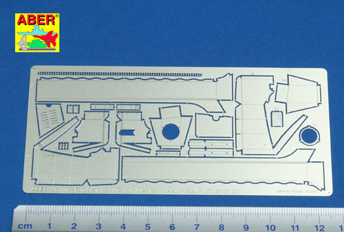 Aber 1/35 Armored Personnel Carrier Sd.Kfz.250/3Alte Vol.2-additional set (DRA) # 35160