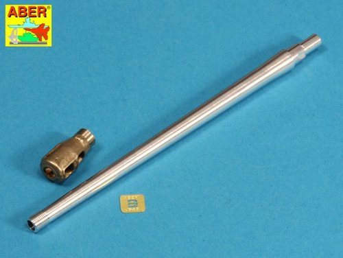 ABER 1/35 Russian 122 mm D-25T tank barrel for IS-3 # 35L-126