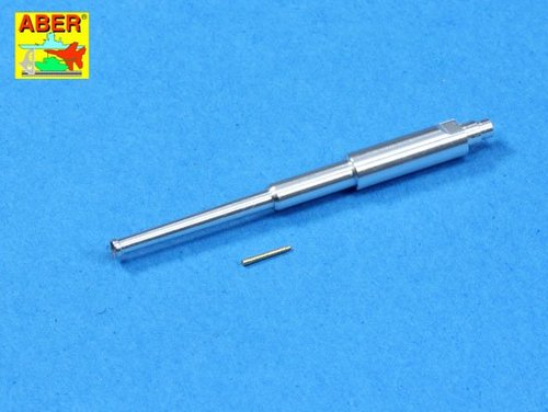 Aber 1/35 Soviet 45 mm 20 K tank barrel for T-26, BA10, BA6 # 35L174