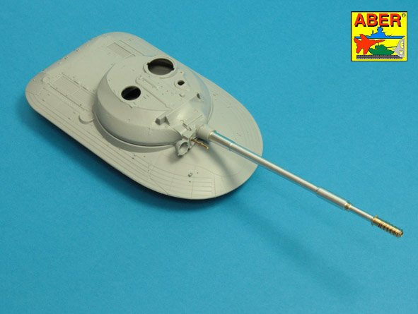 Aber 1/35 Armament for Soviet Heavy Tank OBJECT 279 1x130mm, 2x14,5mm # 35L220