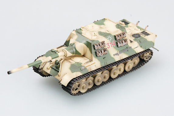 Easy Model 1/72 Jagd Tiger (Porsche) S.Pz.Jag.Abt.653,Tank 314 # 36112