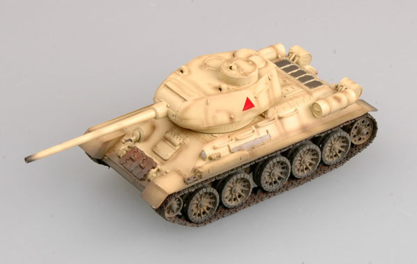 Easy Model 1/72 T-34/85 Egyptian Army # 36272