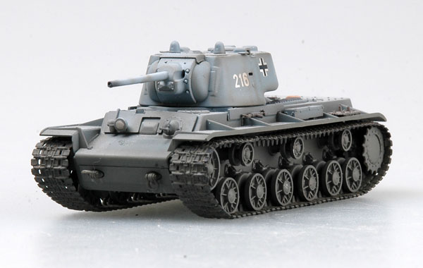 Easy Model 1/72 KV-1 Model 1941 Heavy Tank Germay Army # 36293