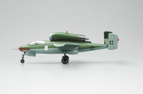 Easy Model 1/72 1./JG1 Leck airfield,Germany.May 1945 # 36348
