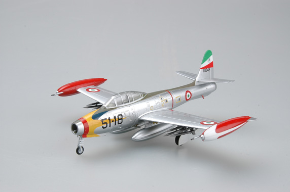 Easy Model 1/72 Italy Air Force, F-84G Thunderjet # 35803