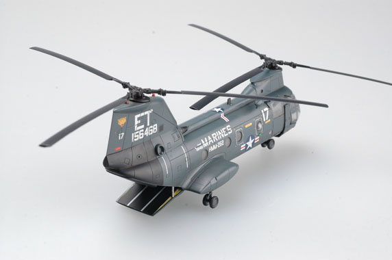 Easy Model 1/72 CH-46F ET17 N°156468 HMM-262 # 37002