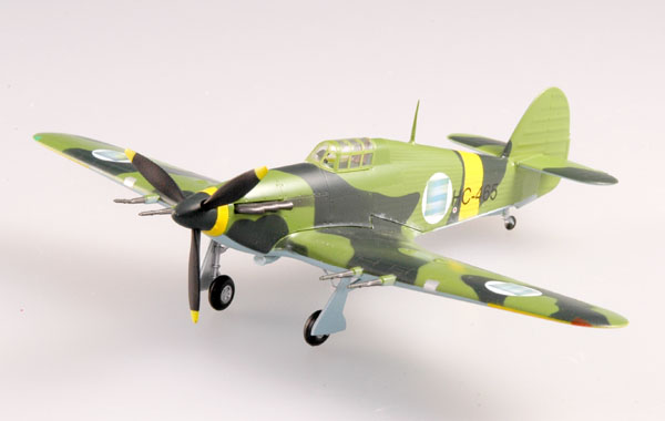 Easy Model 1/72 Hurricane MkII 1942 Finland # 37243
