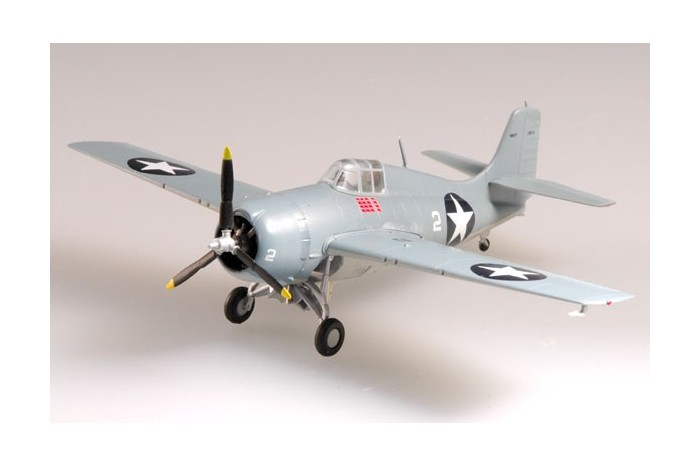 Easy Model 1/72 F4F-4 Wildcat VMF 223 1942 # 37248