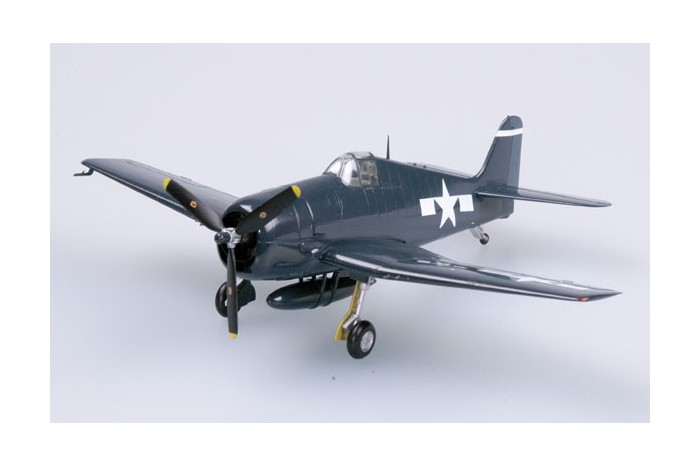 "Easy Model 1/72 F6F-5 Hellcat """"Minsi II"""" CVG15 USS Essex 1944 # 37299"