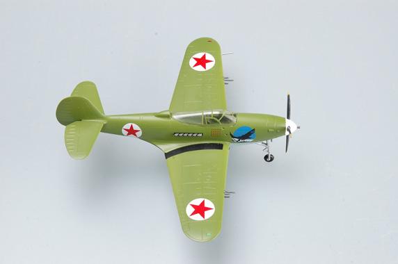 Easy Model 37228 Soviet Yak-3 157 Sqn 1944 in 1:72