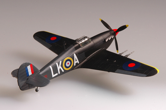Easy Model 1/72 HurricaneMk11 87 Sqn lead1940/41 # 37245