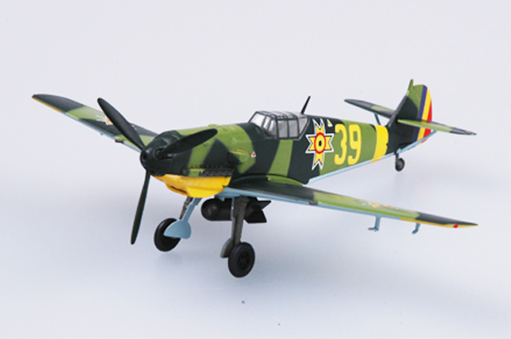 Easy Model 1/72 Bf109E Romania Air Force # 37285