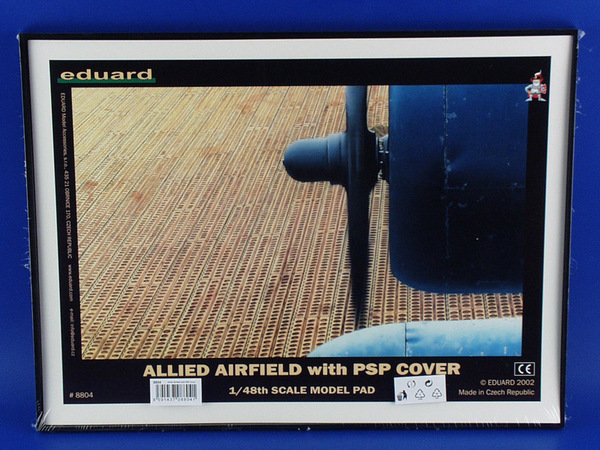 Eduard 1\\48 Allied Airfield with PSP 300x400 # 8804