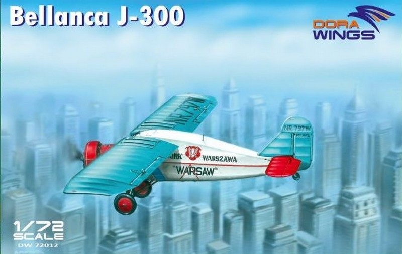 DORA WINGS 1/72 Bellanca J-300 # 72012