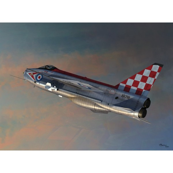 Sword 1/72 English Electric Lightning F.3 # 72082