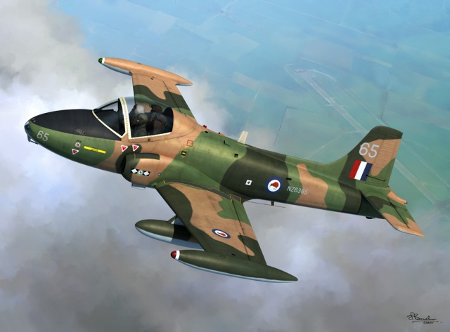 Sword 1/72 BAC 167 Strikemaster # 72090