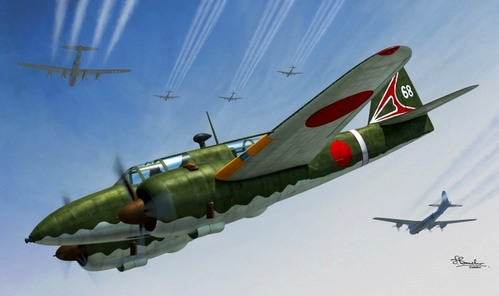 Sword 1/72 Ki-102b Otsu ( Randy ) # 72102
