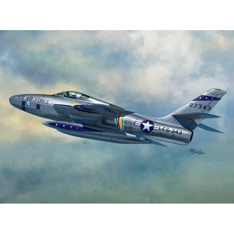 Sword 72116 RF-84F Thunderflash # 72116