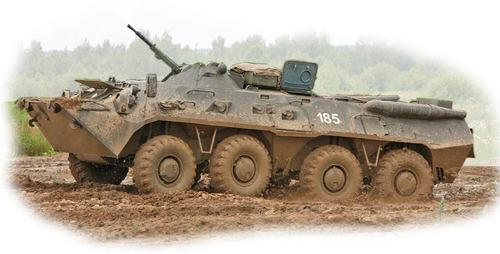 ACE 1/72 BTR-80 (early production series) # 72171