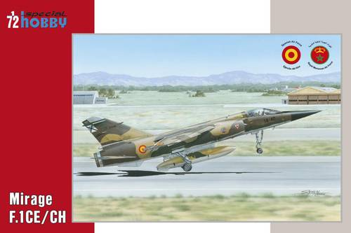Special Hobby 1/72 Mirage F.1 CE # SH72289