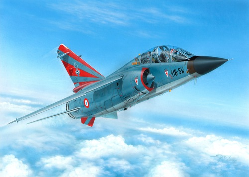 Special Hobby 1/72 Mirage F.1B/BE # 72291