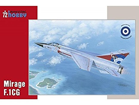 Special Hobby 1/72 Mirage F.1 CG # 72294
