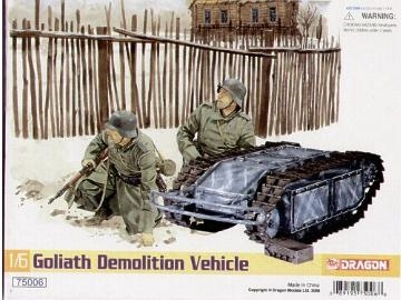 Dragon 1/6 Goliath Demolition Vehicle # 75006