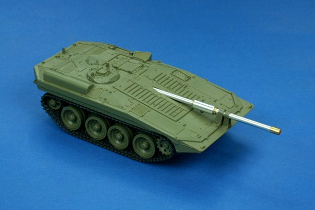 RB model 1/35 105mm Bofors L/62 Stridsvagn 103 (Strv-103) # 35B94