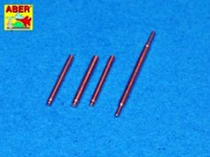 Aber 1/48 Armament for Soviet fighter MIG-3 2x7,62ShKAS:1x12,7mmUBS:pitot tube # 48114