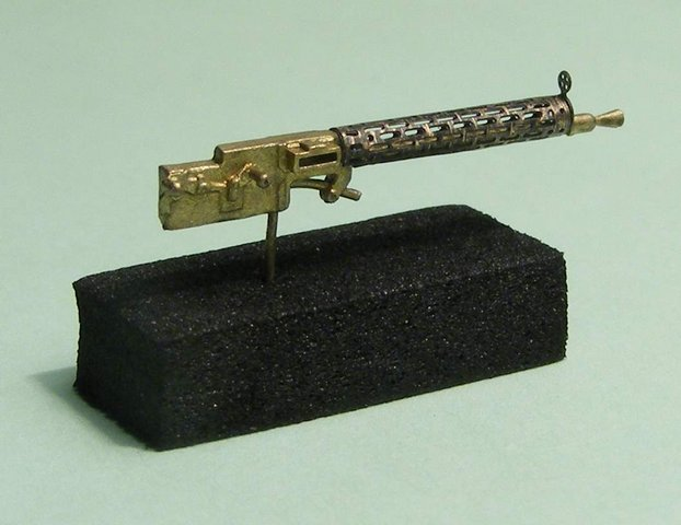 Mini World 1/72 Spandau LMG.15/08 machine gun (1 per pack) # 72013