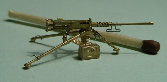 Mini World 1/72 Browning M2 cal.50 # 72017