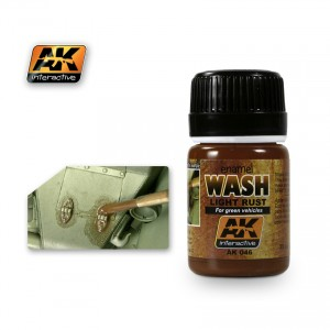 AK Intractiv LIGHT RUST WASH # 046