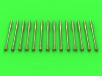 Master Model 1/32 Static dischargers - type used on MiG jets (14pcs) # 32-066