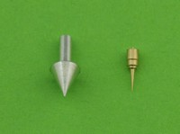 Master Model 1/48 F-14 A early version - nose tip & Angle Of Attack probe # 48-048