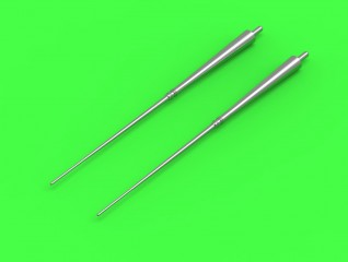 Master-model 1/48 Gloster Javelin - Pitot Tubes # AM-48-098