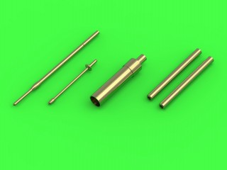 Master Model 1/48 Do 335 A - detail set - MG 151, FuG 25a antenna, Pitot Tube # AM-48-146