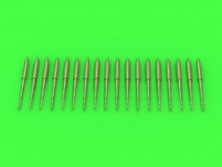 Master Model 1/72 Static dischargers for F-16 (16pcs+2spare) # 72-092