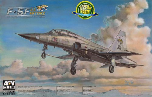 AFV Club 1/48 F-5F Tiger II US Air Force # AR48106