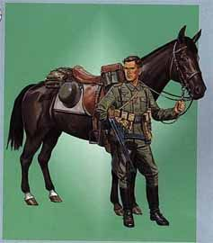 Dragon 1/16 German Wehrmacht Cavalry # 1619