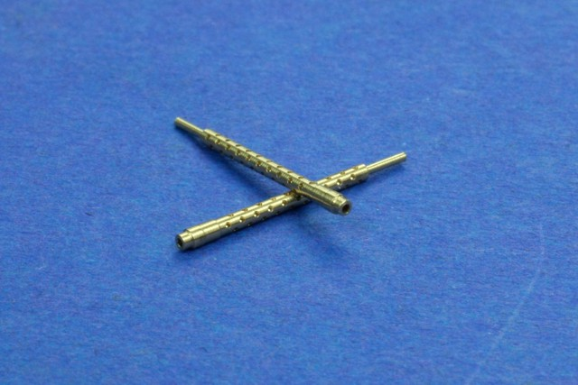 RB model 1/48 ,7mm Japanese MG Type 97, set of 2 barrels Used in many different Japanese aircrafts. # 48AB02