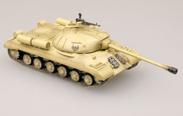 EASY MODEL 1/72 ИС-3 / JS-3 heavy tank-the Egyptian JS-3M # 36246