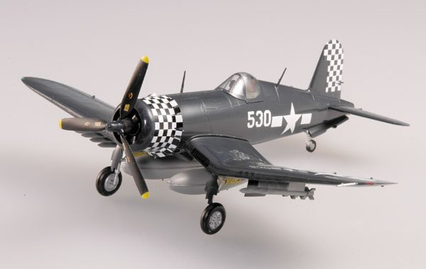 Easy Model 1/72 F4U-1D VMF-312 l'Okinawa 1945 # 37233
